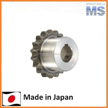 Stainless steel Japanese made motorcycle chain and sprocket
