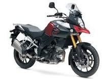 SUZUKI V-STROM 1000 MOTORCYCLE