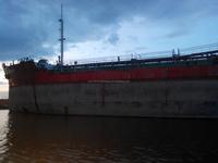 Used Oil Tanker Ship