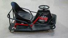 For The New Sales Of Razor Crazy Cart Kids Ride Drive Race Spin Out Scooter Speed Racer Toy 12 MPH