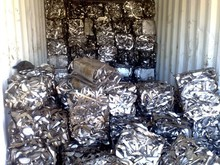 STAINLESS STEEL SCRAP, FREE FROM UNWANTED MATERIALS