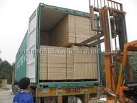 Poplar Plywood construction material
