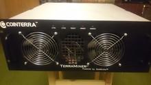 Terraminer IV, 2 TH/s, 2000GH/s Asic Bitcoin Miner Cointerra Brand New
