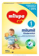 Milupa Milumil 1 + 550 g crianças fortificado leite em pó