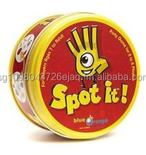 Spot It Card Game (Complete pack for family & Friends)