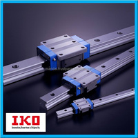 High-capacity and Durable IKO linear motion system at reasonable prices for miiling machine