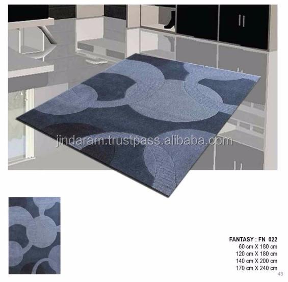 Modern handtufted cotton carpets for living room.jpg