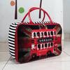 Canvas Travel Bag London Edition