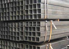 Construction square steel pipes
