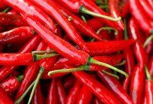 Red Dried Chilies (crop year 2015)