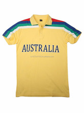 Countries Polo Tshirt for Rugby world cup