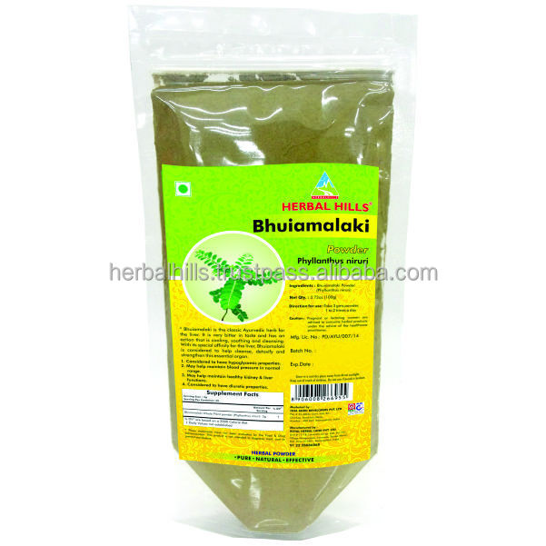 Liver tonic natural bhumyamalaki powder 100 gms buy