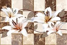 terrazzo tile size