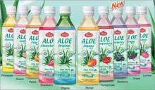 Aloe Vera drink - Mango - Peach - Strawberry, Coconut, Tamarind,