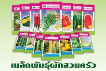 Thai plant seed for DIY (Vegetable , Fruit , Flower )