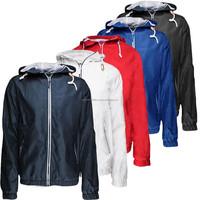 New MEN Summer Rain Jacket / windbreakers & water proof Jacket