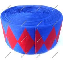 Masonic Diamond Ribbon | Royal Arch Ribbon | Masonic morie Ribbon