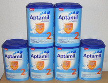 Milupa Aptamil Powder Pre, 1, 2, 3, 1plus, 2plus