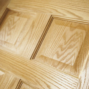 Unfinished Solid Oak Slab Doors Six Raised Panel Buy Wood Panel Door Design Product On