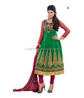 Wholesale Price Anarkali suits and salwar kameez /semi stitched salwar Kameez