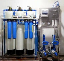 21 Stage Reverse Osmosis System Single Membrane