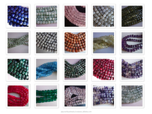 Natural Gemstone Wholesale Lot Faceted Box Loose Beads