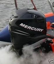 Used Mercury Verado 300 Xl Shaft Boat Engine Outboard Motor Engine 4 Four