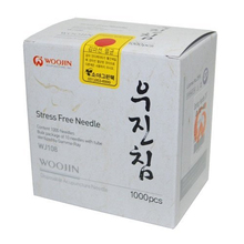 Woojin Disposable Acupuncture Needles 1000PCS