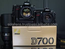 Free Shipping For New Nikonn D700 12.1 MP Digital SLR Camera - Black - Body Only