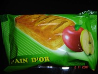 Strudel with apples 60 g