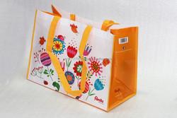 PP woven shopping bag from Vietnam
