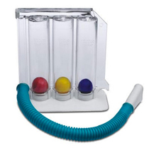 Global Three Ball Incentive Spirometer