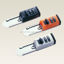 Japanese high quality keyless dial lock parts for high and low price of aluminium sliding windows. ALPHA-515