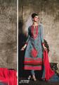 Designer panjabi anzug Material- bedruckten georgette kleid Material- großhandel kleidung- baumwolle salwar kameez