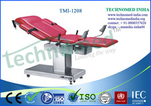 TMI-1208 Gynecologic operating bed made of stainless steel manufacturer price