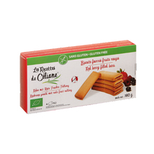 Les Recettes De Celiane Cookies Filled With Red Fruits Organic 160g