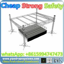 Aluminum roof truss system design , truss lift tower, truss sleeve block
