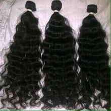 New arrival can be bleach&dye human hair, 100% brazilian hair remy deep wave