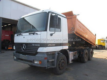 USED TRUCKS - MERCEDES-BENZ ACTROS 2640 6X4 TIPPER (LHD 4978 DIESEL)