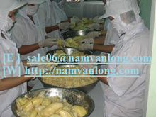 Frozen Durian with the best price and high quality from Viet Nam