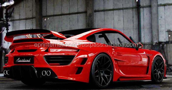 pour porsche 911 997 anibal pleins grand arc kit carrosserie en fiber de carbone pare chocs id. Black Bedroom Furniture Sets. Home Design Ideas
