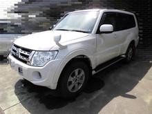 USED CARS - MITSUBISHI PAJERO (RHD 820227 DIESEL)