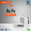 Bo Po - Ultimate Music Player - Elegent Rechargeable Portable Super Bass