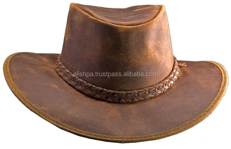 top hat american outback hats crusher copper s 1