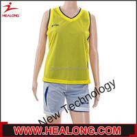 Healong Make Custom Cheap Brand Side Panel Sports T-Shirts Polo Shirts