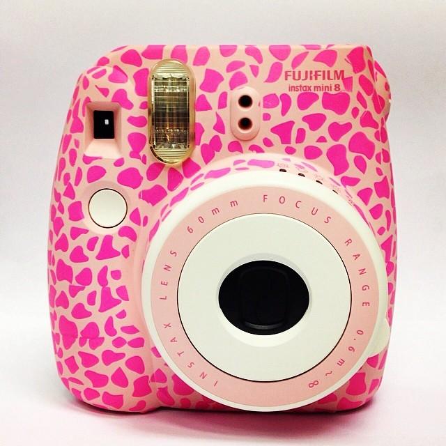 fujifilm instax mini 8 instant polaroid camera customized. Black Bedroom Furniture Sets. Home Design Ideas