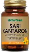 Herbal Products for Depression Depression Herbal Medicine St John Wort Extract Capsule