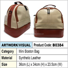 Boston Bag / Mini Boston Bag