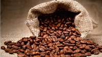 Grade A Arabica roasted green coffee beans cheap price