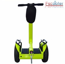 2 wheel electric self balance scooter factory personal vehicle electric chariot